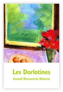 CARTE DE VISITE POUR LES DORLOTINES CHAMBRES DHOTES
