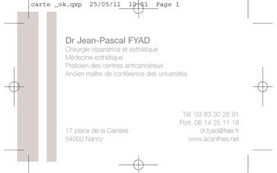 CARTE DE VISITE PROFESSEUR DANSE
